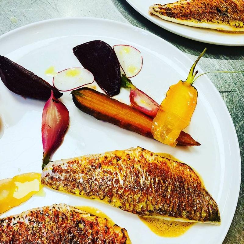 Le Restaurant - L'Amarré - Restaurant Vannes